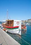 Mali Losinj, Losinj-Insel, adriatisches Meer, Kroatien Stockbilder