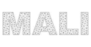 2.a MALI Text Label poligonal libre illustration