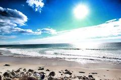 Malibu Beach Stock Images