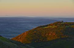 Malibu Califórnia Fotografia de Stock