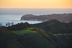 Malibu California Fotos de archivo