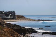 Malibu California royalty free stock photos
