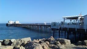 Malibu-Gleicher Stockbild