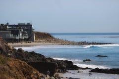 Malibu Kalifornien lizenzfreie stockfotos