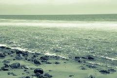 Malibu Lagoon State Beach - Ocean Royalty Free Stock Image