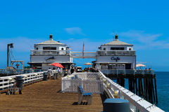 Malibu Pier Stock Photography
