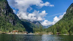 Malibu,princess louisa inlet Royalty Free Stock Photography