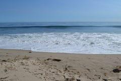 Malibu strand arkivfoto