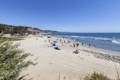 Malibu Summer Scene Stock Photos