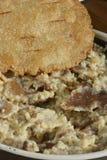 Malida - a popular sweet dish from India Royalty Free Stock Photo