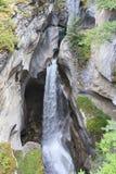 Maligne Canyon Royalty Free Stock Image
