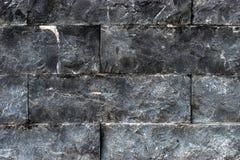 Maligni di pietra collegano la parete, Immagine Stock Libera da Diritti