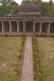 Malik Mughithâ €™s Moskee, Mandu, India royalty-vrije stock afbeelding