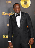 Malik Yoba. LOS ANGELES, CA - JANUARY 6, 2015: Malik Yoba at the premiere of Fox's new TV series Empire at the Cinerama Dome, Hollywood Royalty Free Stock Images