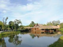 Malika Thailand 124 Malika Thailand. Travel and city view Rawi Rawi 124, Malika Thailand Royalty Free Stock Images