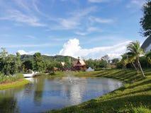 Malika Thailand 124 Malika Thailand. Travel and city view Rawi Rawi 124, Malika Thailand Stock Image