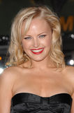 Malin Akerman. At the Los Angeles premiere of her new movie The Heartbreak Kid at Mann's Village Theatre, Westwood, CA. September 28, 2007 Los Angeles, CA Royalty Free Stock Photos