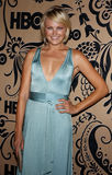 Malin Akerman. At the HBO`s Post Emmy Awards Reception held at the Pacific Design Center in West Hollywood, USA on September 20, 2009 Royalty Free Stock Photo