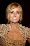 Malin Akerman. HOLLYWOOD, CALIFORNIA - Monday March 3, 2009. Malin Akerman at the U.S. Premiere of `Watchmen` held at the Mann Chinese Theater, Hollywood Royalty Free Stock Photo