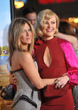 Malin Akerman, Jennifer Aniston Stock Photo