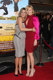 Malin Akerman, Jennifer Aniston Royalty Free Stock Image