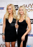 Malin Akerman and Julianne Hough. At the 2012 Spike TV's Guys Choice Awards held at the Sony Studios in Culver City on June 2, 2012 Stock Images