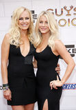 Malin Akerman and Julianne Hough. At the 2012 Spike TV's Guys Choice Awards held at the Sony Studios in Culver City on June 2, 2012 Stock Photography