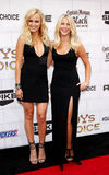 Malin Akerman and Julianne Hough Royalty Free Stock Photography