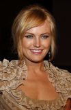 Malin Akerman. At the LA Premiere of `Watchmen` held at the Grauman`s Chinese Theater in Hollywood, California, United States on March 3, 2009 Royalty Free Stock Images