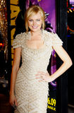 Malin Akerman. At the LA Premiere of `Watchmen` held at the Grauman`s Chinese Theater in Hollywood, California, United States on March 3, 2009 Royalty Free Stock Image