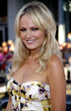 Malin Akerman. At the Los Angeles premiere of 'Going The Distance' held at the Grauman's Chinese Theater in Hollywood on August 23, 2010 Royalty Free Stock Images