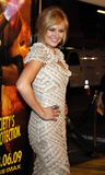 Malin Akerman. At the Los Angeles Premiere of `Watchmen` held at the Grauman`s Chinese Theater in Hollywood, California, United States on March 3, 2009 Royalty Free Stock Image