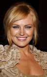 Malin Akerman. At the Los Angeles Premiere of `Watchmen` held at the Grauman`s Chinese Theater in Hollywood, California, United States on March 3, 2009 Royalty Free Stock Photo