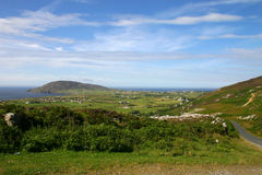 Malin Head. View form Malin Head - Most Northerly Point in Ireland Royalty Free Stock Photo