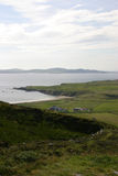 Malin Head. View form Malin Head - Most Northerly Point in Ireland Royalty Free Stock Images