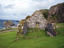 Malin Head Church Stock Photo