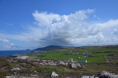 Malin Head. Inishowen Peninsula, County Donegal, Ireland Royalty Free Stock Photos