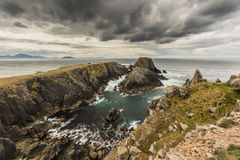 Malin Head , Ireland Royalty Free Stock Photography