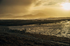 Malin Head Irland Arkivbild