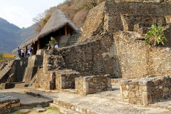 Malinalco II Royalty Free Stock Photos