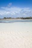 Malindi Beach. Watamu, close to Malindi, Kenya. The most beutiful beach of the area. Copy space Stock Photos