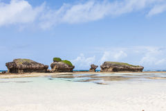 Malindi Beach Royalty Free Stock Photo