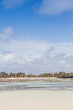Malindi Beach Royalty Free Stock Photos
