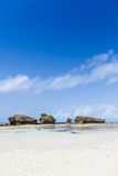 Malindi Beach Royalty Free Stock Image