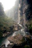 Malinghe waterfall in Xingyi city,Guizhou,China. Malinghe waterfall in Xingyi city,Guizhou province in Southwestern of China Stock Photography