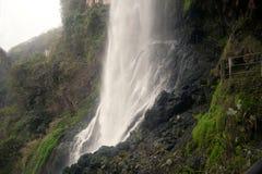 Malinghe waterfall in Xingyi city,Guizhou,China. Malinghe waterfall in Xingyi city,Guizhou province in Southwestern of China Stock Photo