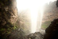 Malinghe waterfall in Xingyi city,Guizhou,China. Malinghe waterfall in Xingyi city,Guizhou province in Southwestern of China Royalty Free Stock Photography