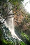 Malinghe waterfall in Xingyi city,Guizhou,China. Royalty Free Stock Photography