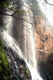 Malinghe waterfall in Xingyi city,Guizhou,China. Stock Photos