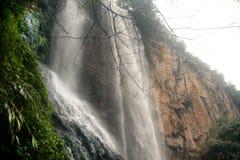 Malinghe waterfall in Xingyi city,Guizhou,China. Stock Image